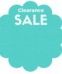 * CLEARANCE SALE *